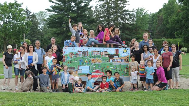 Supporting communities in Ottawa to be more sustainable