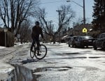 hazards-on-road-with-cyclist-needs-to-stop_