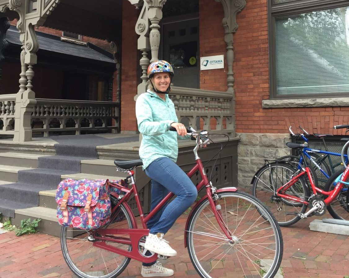Bringing the Bicycle Film Festival to Ottawa