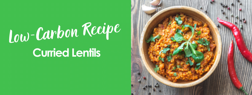 Make Your Own Curried Lentils