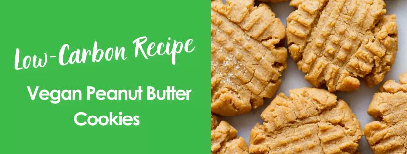 Make Your Own Vegan Peanut Butter Cookies